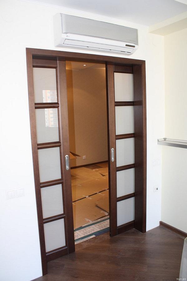 раздвижные межкомнатные двери в могилеве орше шклове кричеве кличеве