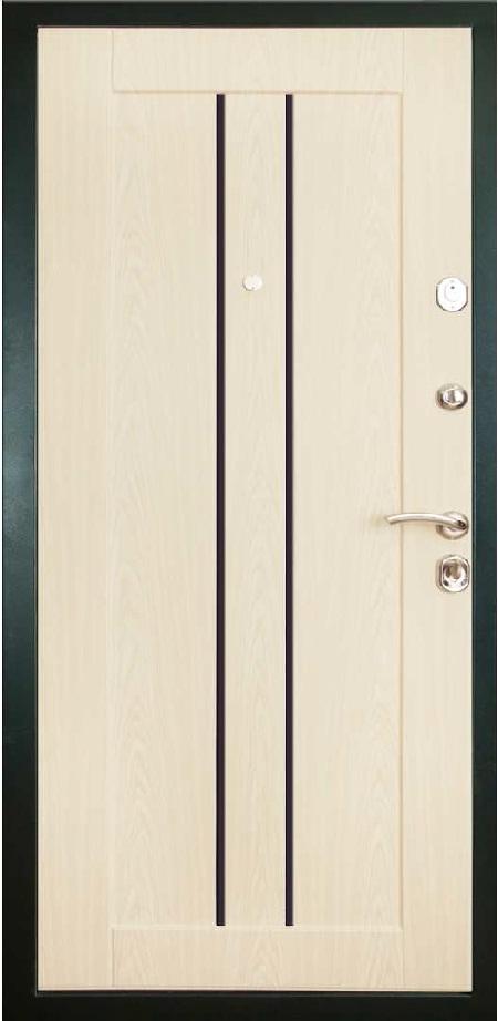 недорого входные двери со стеклом и ковкой